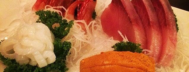 Senbazuru Sushi Bar is one of Asian Restaurants.