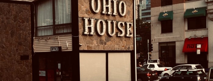 Ohio House Coffee Shop is one of My to-eat list.