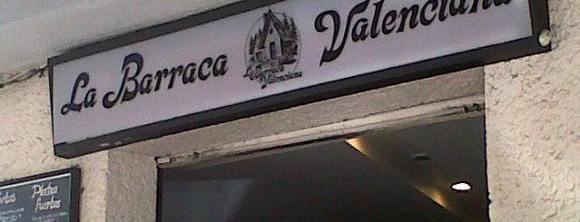 La Barraca Valenciana is one of Resto.