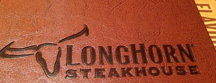 LongHorn Steakhouse is one of Locais curtidos por Lateria.