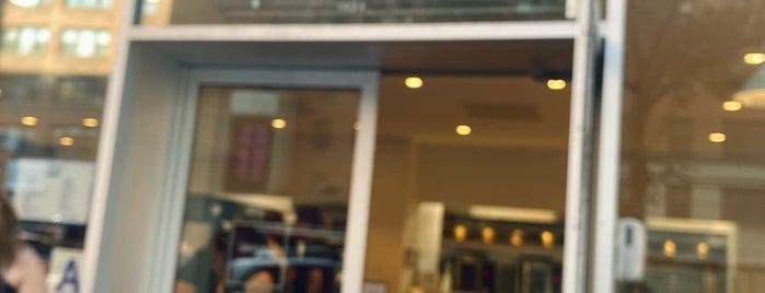 Levain Bakery is one of NY.