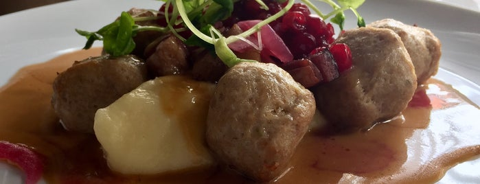 Meatballs For The People is one of Orte, die 4sq SUs Sweden gefallen.