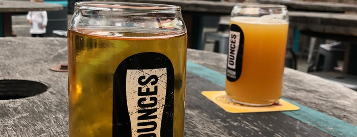 Ounces Taproom & Beer Garden is one of Seattle To-Do's.