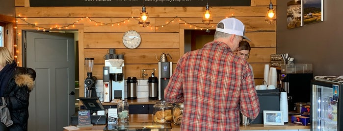 QED Coffee is one of Seattle To-Do's.