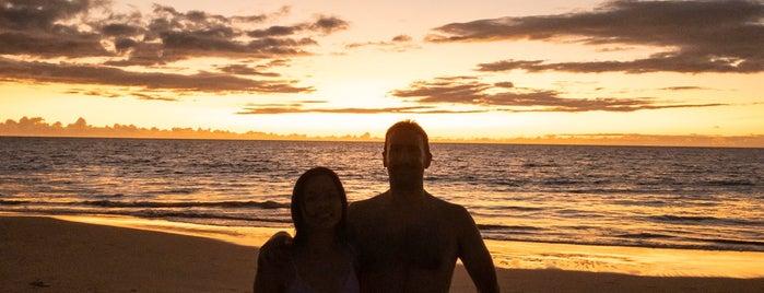 Hāpuna Beach State Recreation Area is one of Lieux qui ont plu à Carl.