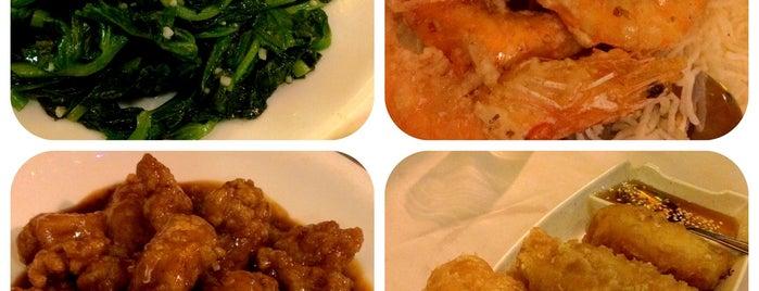 Yangtze Restaurant 楊子江酒家 is one of Lugares favoritos de Sabrina.