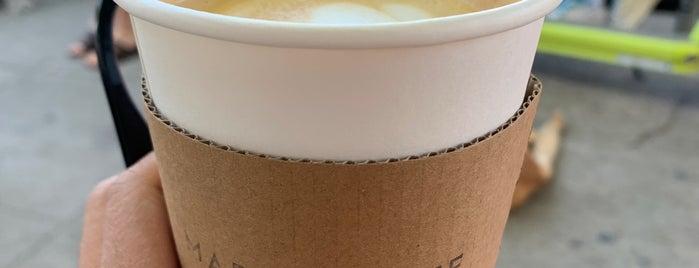 Maru Coffee is one of Los Angeles.