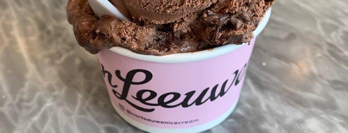 Van Leeuwen Ice Cream is one of Arts District LA.