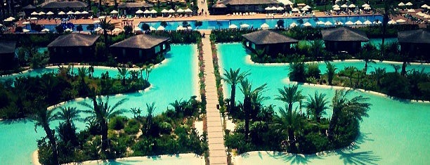 Maxx Royal Belek Golf Resort is one of Lieux qui ont plu à Sukru.