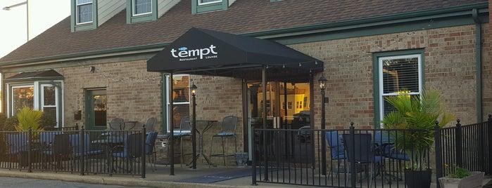 Tempte Restaurant & Lounge is one of Va Beach Restaurants.