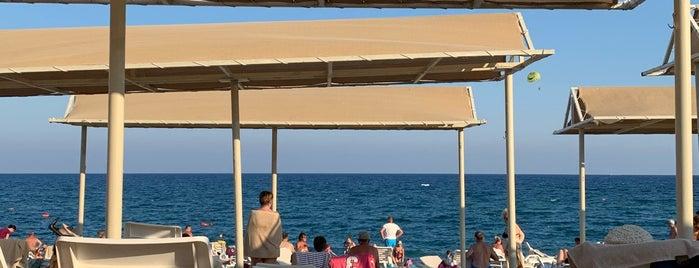 Adagio Beach Club is one of Турция.