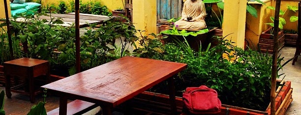 Secret Garden is one of Pre-Foursquare: SAIGON.