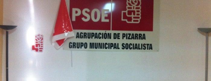 Casa del Pueblo - PSOE Pizarra is one of Agrupaciones / Casas del Pueblo del PSOE Málaga.