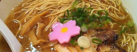 和歌山ラーメン きのかわ軒 is one of 拉麺マップ.