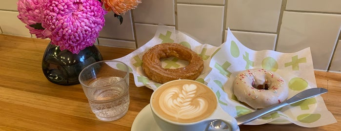 Shortstop Coffee & Donuts is one of Melbourne.