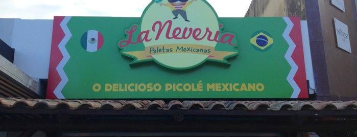 La Neveria Paletas Mexicanas is one of Orte, die Mayara gefallen.
