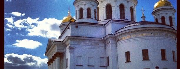 Ново-Тихвинский женский монастырь is one of สถานที่ที่ Vlad ถูกใจ.