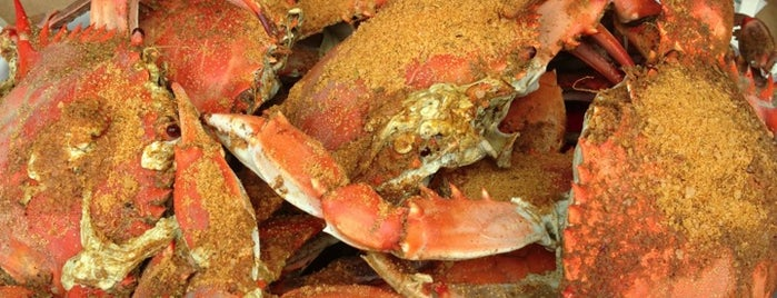 Bethesda Crab House is one of DMV.