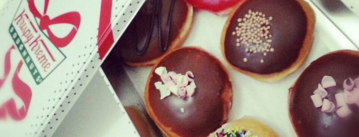Krispy Kreme is one of S'da 님이 좋아한 장소.