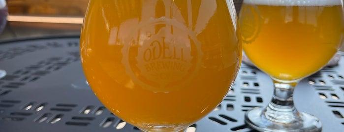 Odell Brewing - Denver is one of Denver '19.