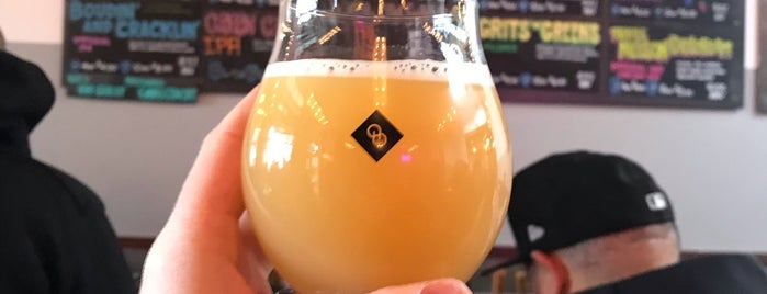 Other Half Brewing Company is one of Beer / Ratebeer's Top 100 Brewers [2019].