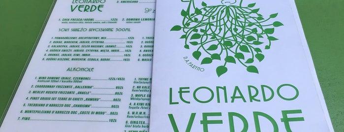 Leonardo Verde is one of Warszawa veg.