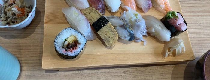 吾妻寿司 is one of South Japan.