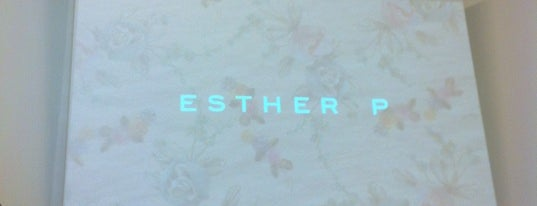 Esther P. is one of My Favorites.