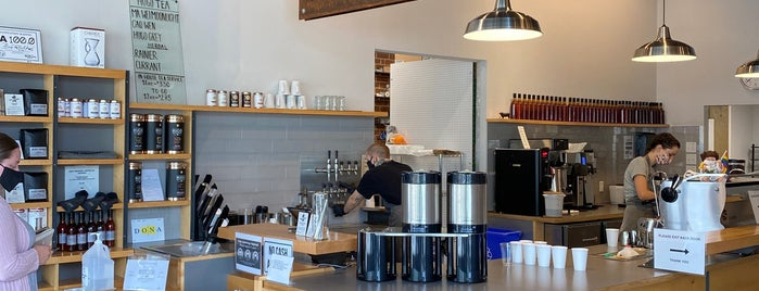 Gray Squirrel Coffee Co is one of Chapel Hill.