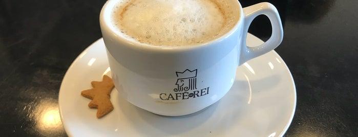 Café de Rei is one of Orte, die Aline gefallen.