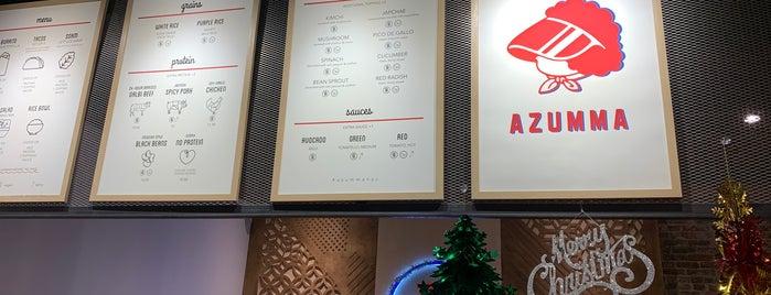 Azumma is one of Nolita/Soho/Chinatown - Errands & Chill.