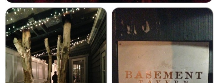 Basement Tavern is one of Bar Hop.