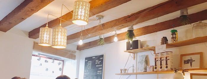 Suspenders Coffee Shop is one of Straßburg.