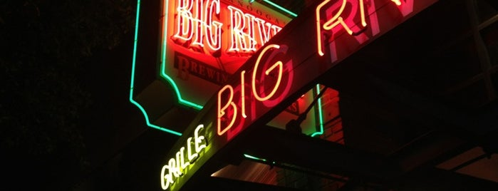 Big River Grille & Brewing Works is one of Lunch spots.