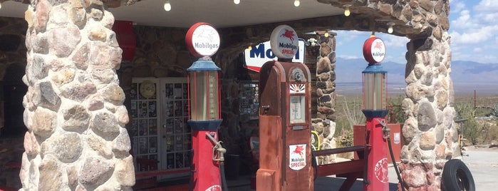 Cool Springs Gas Station is one of Route 66.