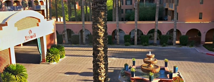 Scottsdale Marriott at McDowell Mountains is one of c: сохраненные места.