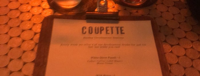 Coupette is one of uwishunu london.