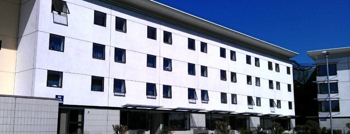 Nelson Court, UEA is one of University of East Anglia.