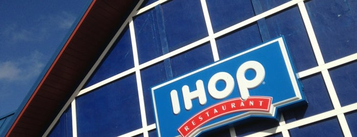 IHOP is one of Delicious Food.