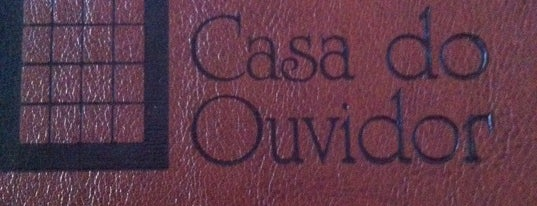 Restaurante Casa do Ouvidor is one of Dade 님이 좋아한 장소.