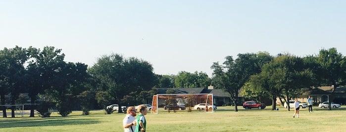 Webb Chapel Park Site is one of Dallas Parks.
