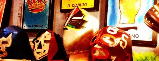 La Mariposa is one of สถานที่ที่ Trevor ถูกใจ.