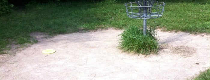 Elver Park Disc Golf Course is one of Top Picks for Disc Golf Courses 2.