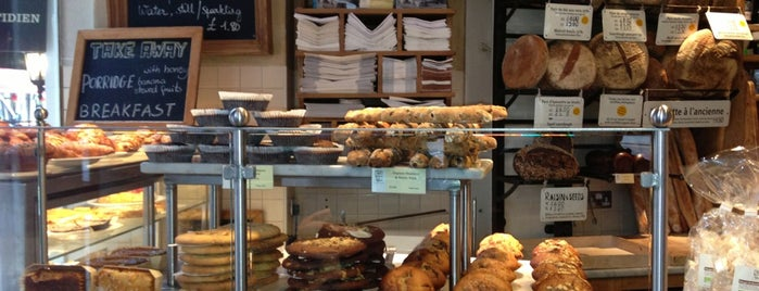 Le Pain Quotidien is one of London <3.