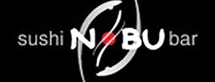 Nobu is one of Афиша - Лучшее 2014 (рестораны\кафе) (Москва).