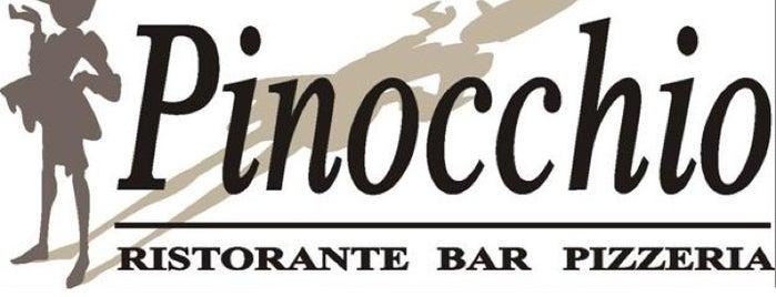 Pinocchio is one of Resto TOP 100 ресторанов Москвы 2012.