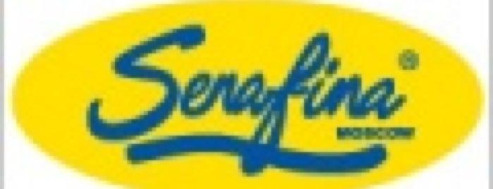 Serafina is one of Ginza PRIME (рестораны\кафе\клубы) (Москва).