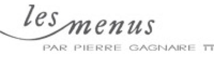 Les Menus par Pierre Gagnaire is one of Афиша - Лучшее 2014 (рестораны\кафе) (Москва).