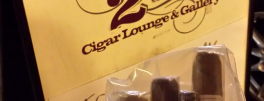 2nd Street Cigar Lounge is one of Cigar Spots & Lounges.
