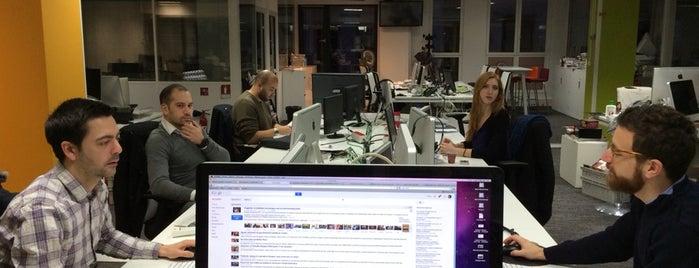 Metronews is one of สถานที่ที่ Richard ถูกใจ.